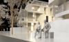 EMPA - Confido Diest - voorontwerp - exterieur - maquette